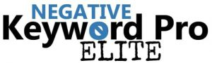 Negative Keyword Pro Elite